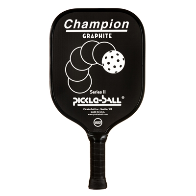 Champion Graphite Vintage Pickleball Paddle Series II