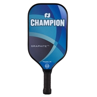 Champion XL Pickleball Paddle featuring polypropylene core and large hitting surface