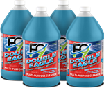 F9 Double Eagle Cleaner, Degreaser, Neutralizer: Case of 4 Gallons