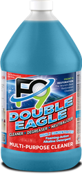 F9 Double Eagle Cleaner, Degreaser, Neutralizer: 1 Gallon