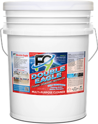 F9 Double Eagle Cleaner, Degreaser, Neutralizer: 5 Gallon Pail