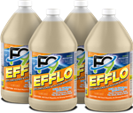 F9 Efflorescence and Calcium Remover - Case of 4 Gallons