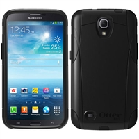 "Otterbox Commuter Series Galaxy Mega 6.3"" Black/Black"