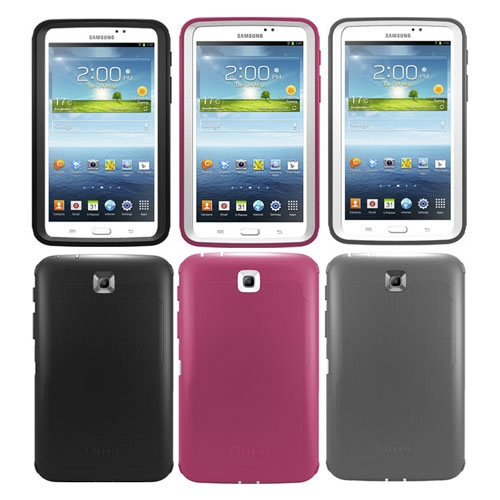 reputable site 1c49f 1fe6d Otterbox Defender Series Case for Samsung Galaxy Tab 3 7.0