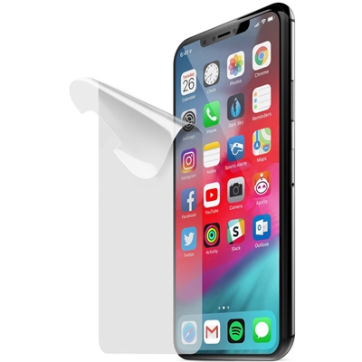 iLuv AIXLCLEF Clear Screen Protector Kit for iPhone XR