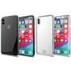 iLuv Metal Care Soft Flexible Clear Lightweight Case for iPhone XR