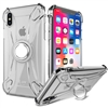 iLuv AIXPCRING Crystal Ring Advanced Anti-shock Flexible Clear Case for iPhone Xs Max