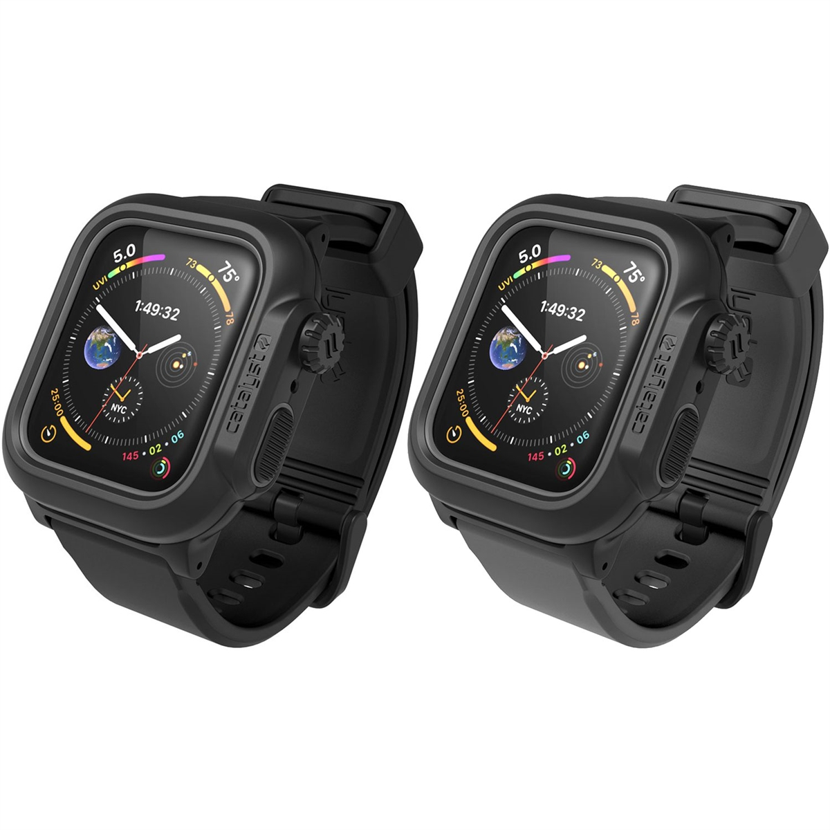 the latest 46e0f e6175 Catalyst Waterproof Case for 44mm Apple Watch Series 4