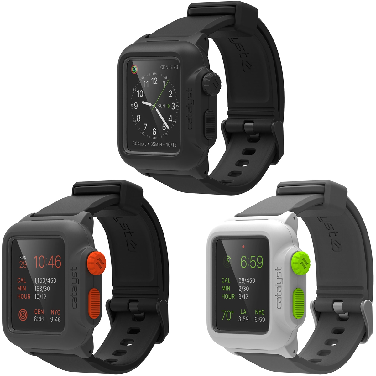 best website 8dfef 3fb49 Catalyst Case for 42mm Apple Watch Series 1