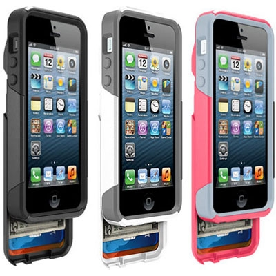 super popular 52e38 f95cf Otterbox Commuter Series Wallet Case for iPhone 5/5S/SE