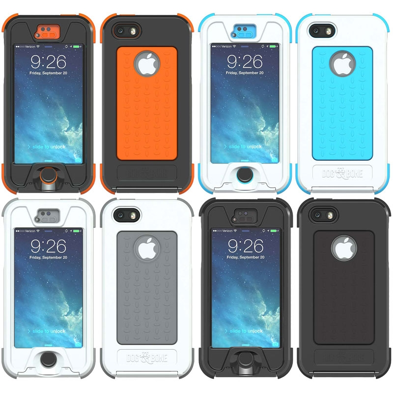 sneakers for cheap 0b132 c6a0d Dog & Bone Wetsuit iPhone 5/5S Waterproof Rugged Case