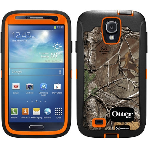 brand new a0bbe 8a210 Otterbox Defender Series Realtree Case for Samsung Galaxy S4