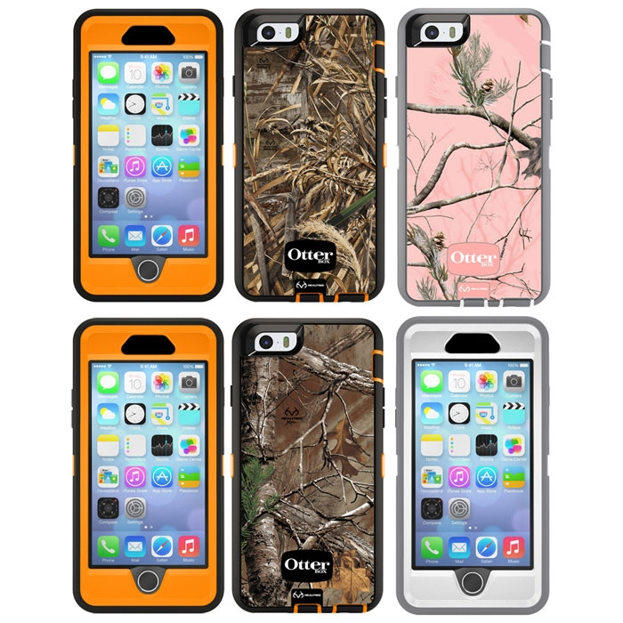 Iphone  Camo Otterbox Case