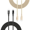 iLuv ICB276 Lightning to USB-C Cable (6ft)