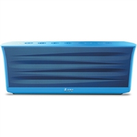 iLuv ISP233 MobiOut Rechargeable Splash-resistant Stereo Bluetooth Speaker