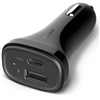 MobiSeal 2 USB Type-C Universal Dual USB Car Charger