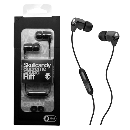 Skullcandy Riff Earbud With Mic