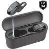 iLuv TrueBTAir True Wireless Stereo in-Ear Earbuds W/ Charging Case