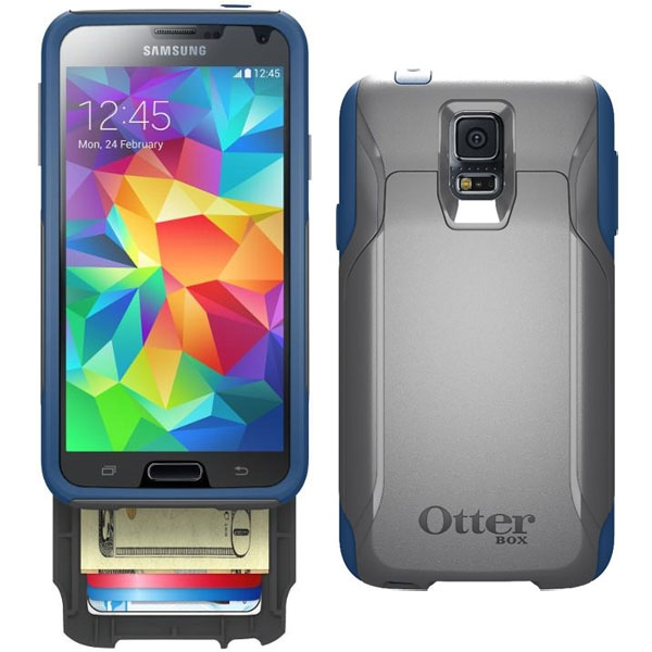 size 40 3bdb9 0f78f Otterbox Commuter Series Wallet Case for Samsung Galaxy S5