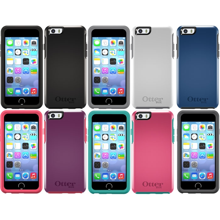 new product 633c7 75238 Otterbox Symmetry Series Case for iPhone 6/6S