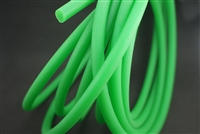 "4mm Round Urethane Drive BELT Top Width  1/8"" Thickness  Length 1 Foot industrial applications"