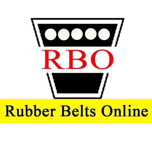 """V Belt A84 Top Width 1//2/"""" Thickness 5//16/"""" Length 86/"""" inch 4L860"""