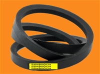 "V Belt B97 (5L1000) Top Width  5/8"" Thickness 13/32"" Length 100"" inch industrial applications"