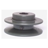 "BK30 7/8"" Bore Solid Sheave Pulley with 2.95"" OD , Hex set screws for V-belts size 4L, 5L BK30-7/8"""