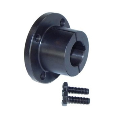 "1-1/8"" Bore H style, Split Taper Bushing steel mount sheaves ID : 1.125"" (H1.25""- HX118 - QH 1.125"")"