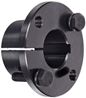 "1-3/16"" Bore H style Split Taper Bushing steel mount sheaves ID :1.185""  ( H1-3/16""-HX1316- QH 1.185"" )"