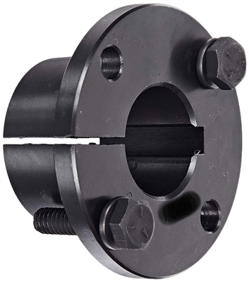 "1"" Bore H style, Split Taper Bushing steel mount sheaves ID : 1""  (H1""- HX1 - QH 1"")"