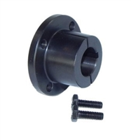 "9/16"" Bore H style Split Taper Bushing steel mount sheaves ID :0.566""  (H0.56""-HX916- QH 0.56"")"