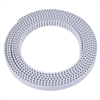 PU T5-10 HTD-5M-10mm timing belt width 10mm 5M Belt for CNC and Laser Machine HTD 5M Open Belt  PU T5-10