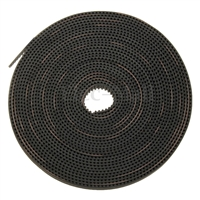 GT2.5 (T2.5mm ) 10mm Wide 1 Meter of Timing Belt for Reprap Delta 3D Printer Kossel Rostock open end