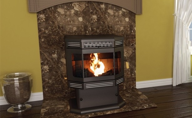 Breckwell SP2700 Pellet Stove Mojave, Pellet Stove Mojave SP2700, Pellet Stove SP2700 by Breckwell, SP2700 Breckwell Pellet Stove