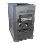 Breckwell SP8500 Multi Fuel Furnace, SP8500 Breckwell Multi Fuel Furnace, Multi Fuel Furnace SP8500 by Breckwell, Breckwell Multi Fuel Furnace SP8500