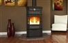 Breckwell Pellet Stove Monticello SP9000