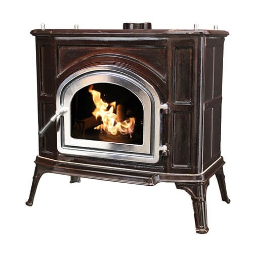 Breckwell SPC50 Pellet Stove, will heat up to 2,000 square feet. on breckwell gas stoves, wood stove diagram, breckwell pellet stove replacement parts,