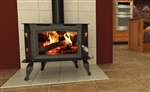 Breckwell SW180 Wood Stove, Wood Stove SW180, Breckwell SW180, Breckwell SW180 burns up to 79,000 BTU's