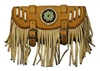 Small Navajo Style Tool Bag with Fringe