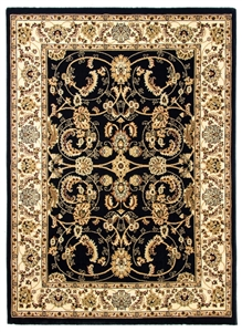 Cotswold-Traditional-Rug-Black-Cream
