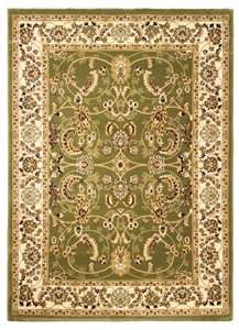 Cotswold-Traditional-Rug-Green-Cream