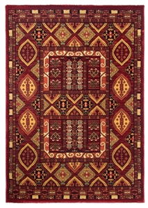 Cotswold-Traditional-Rug-Red