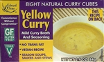 Edward & Sons - Yellow Curry Cubes