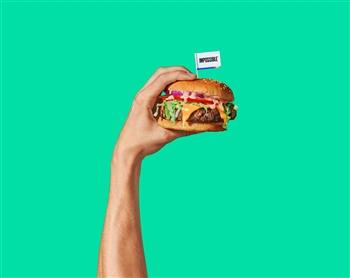 Impossible Foods - Burgers - 1/4 lb. Patties x 10