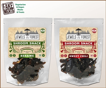 Jewels of the Forest - Shroom Jerky Combo