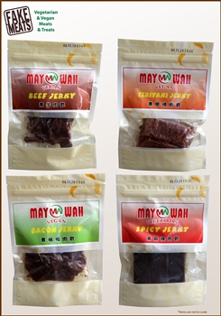 May Wah - Jerky Combo Pack