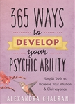 365 WAYS TO DEVELOP YOUR PSYCHIC ABILITY