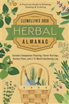 2020 HERBAL ALMANAC CALENDAR DESK