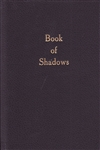 BOOK OF SHADOWS BLANK BOOK SMALL